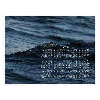 Wavelet 2013 Calendar Photo