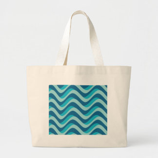 waves 4-01 large tote bag