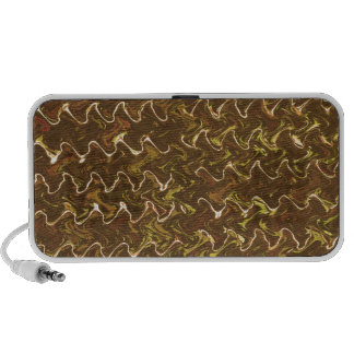 Waves Abstract Sparkle Gold lines Gifts lowprices Travel Speakers