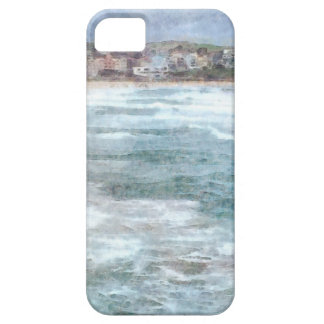 Waves at Bondi beach Case For The iPhone 5
