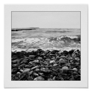 Waves Baltic Sea No7 - Waves Baltic Sea No7 Poster