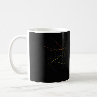 Waves Basic White Mug