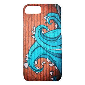 Waves Graffiti Streetart iPhone 8/7 Case