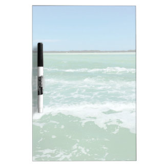 Waves in the Gulf of Mexico Dry Erase Board