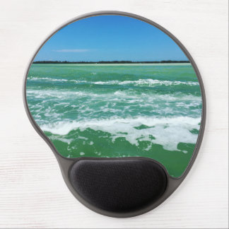 Waves in the Gulf of Mexico Gel Mouse Pad