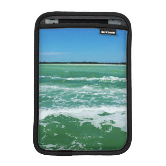 Waves in the Gulf of Mexico iPad Mini Sleeve