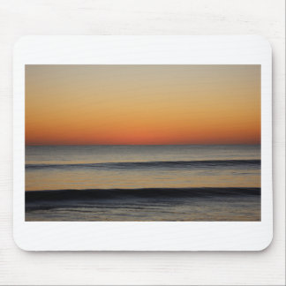 Waves in you Horizon Mouse Pad