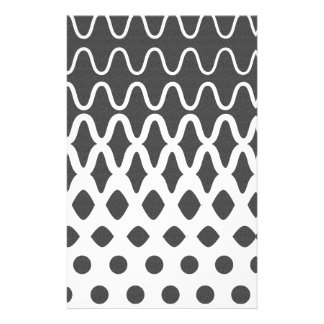 Waves into Particles Stationery