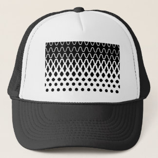 Waves into Particles Trucker Hat
