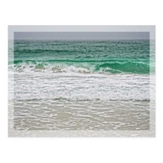 Waves IV Postcard