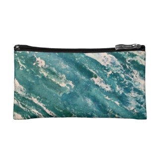 Waves Makeup Bag