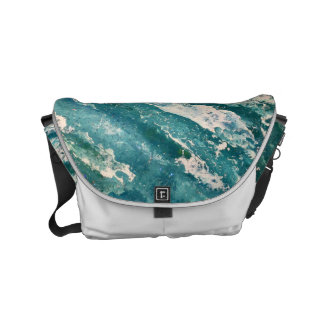 Waves Messenger Bag