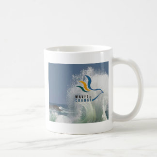 Waves of Change Coffee Cup 2