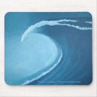 Waves of Change Mousepad