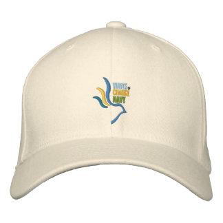 Waves of Change Navy Baseball Cap