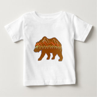 WAVES OF FOREST BABY T-Shirt
