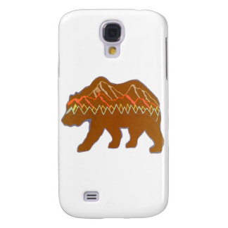 WAVES OF FOREST GALAXY S4 CASE