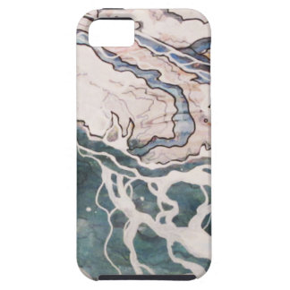 Waves of Lake Erie iPhone 5 Case