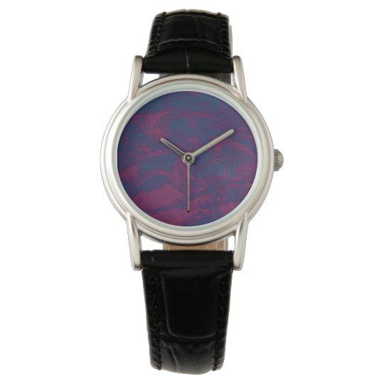 waves of purple watch