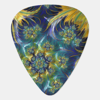Waves of Sunshine Guitar Pick