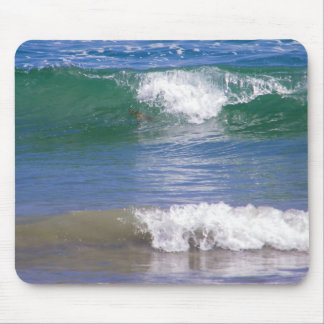 Waves of Two Mouse Pads