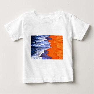 WAVES ON BEACH QUEENSLAND AUSTRALIA BABY T-Shirt