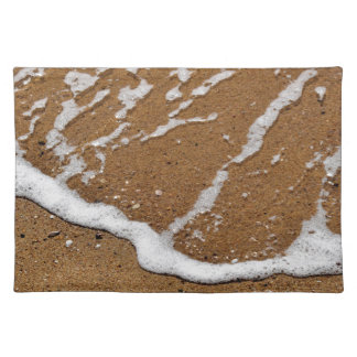 WAVES ON BEACH QUEENSLAND AUSTRALIA PLACEMAT