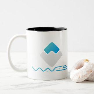 Waves Platform Coffee Mugs and Beer Steins