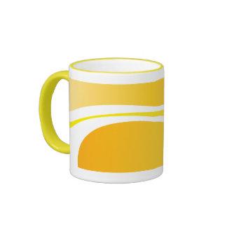 Waves Ringer Mug