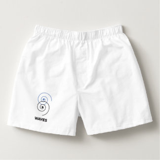 Waves shorts boxers