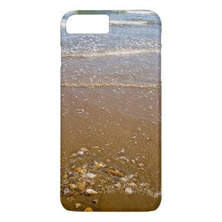 Waves Splashing on a Beach iPhone 7 Case