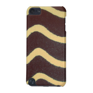 waves the black person and white iPod touch 5G covers