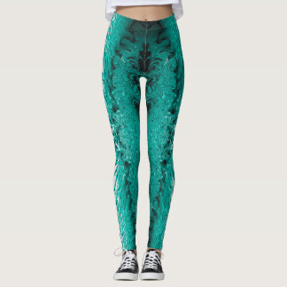 Waves Three Leggings