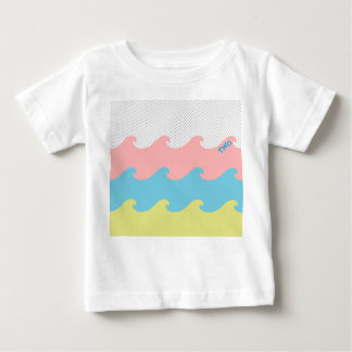 Waves TwoT-Shirt Baby T-Shirt