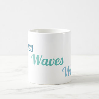 Waves Waves Waves Mug