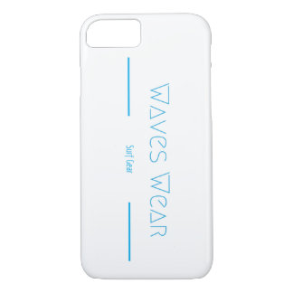 Waves Wear iPhone Case! iPhone 7 Case