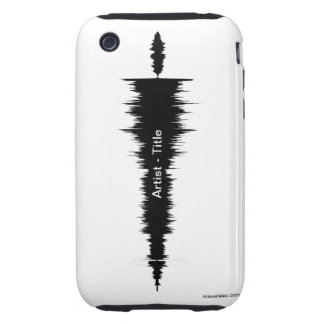 Wavetees iPhone 3G/3GS Case-Mate Tough Tough iPhone 3 Cover