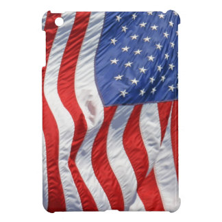 Waving American Flag iPad Mini Covers