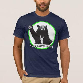 Waving Bear is Waving T-Shirt