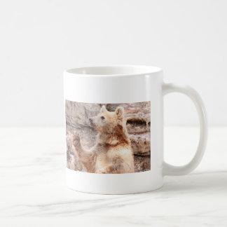 Waving Bear Mug