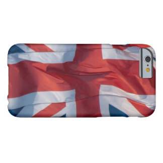 Waving Flag of Britain Barely There iPhone 6 Case