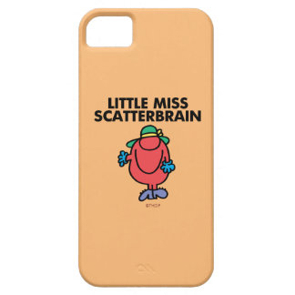 Waving Little Miss Scatterbrain Case For The iPhone 5