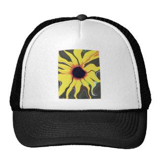 Waving Sunflower Trucker Hat