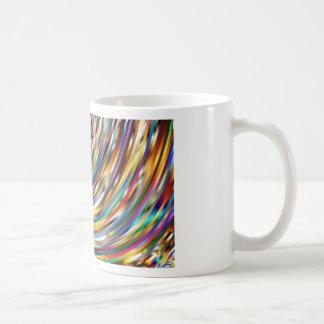 Wavy Abstract Coffee Mug