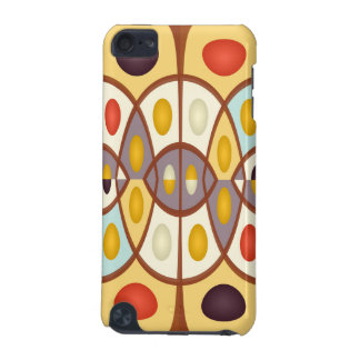 Wavy geometric abstract iPod touch 5G cases