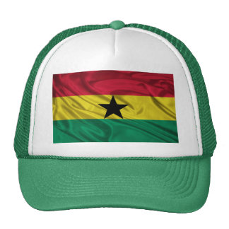 WAVY GH FLAG TRUCKER HAT