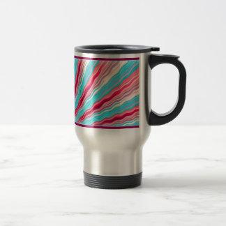 Wavy Perspective Mug