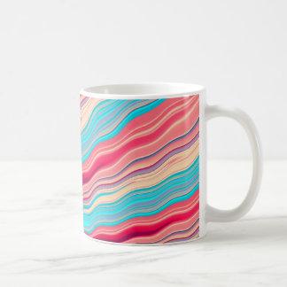 Wavy Perspective Mugs