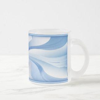 Wavy Perspective Coffee Mugs