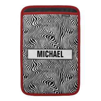 Wavy Stripes Sleeves For MacBook Air